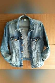 DIVIDED H&M Denim jacket