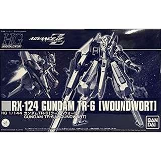 HG 1/144 GUNDAM TR-6 [WOUNDWORT]
