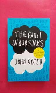The fault in our stars- John Green