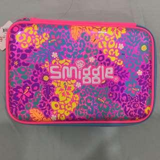 [REDUCED] Smiggle Pencil Case Double Hardtop