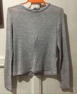 H&M blouse from japan