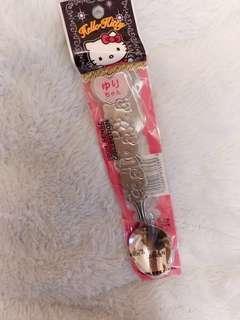 🚚 Kitty湯匙 筷子