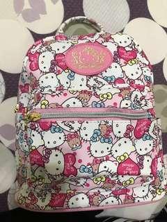 可愛凱蒂貓造型粉紅包包
