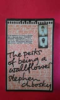 The perks of being a wallflower- Stephen Chbosky