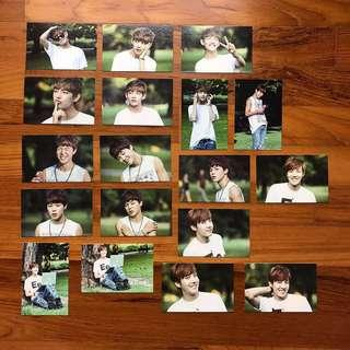 BTS 2ND MUSTER PCS 😊🍃
