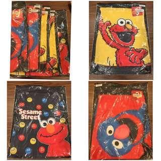 芝麻街束口袋 Sesame Street Elmo