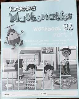Targeting Maths Workbook 2A Part 1