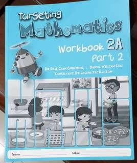 Targeting Maths Workbook 2A part 2