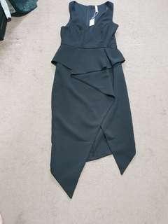 BNWT Black Dress size 12