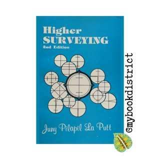 Higher Surveying By La Putt