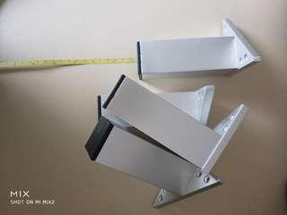 12cm高可用作柜或枱腳 x 4