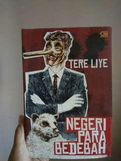 Novel Tere Liye: Negeri Para Bedebah