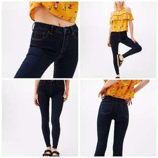 Bershka Denim Jeans