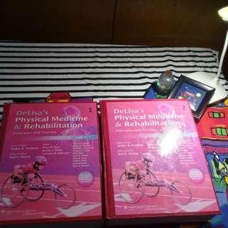 De Lisa's Physical Medicine and Rehabilitation 5th ed