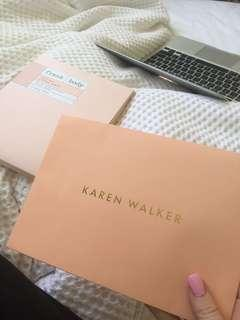 Karen walker voucher