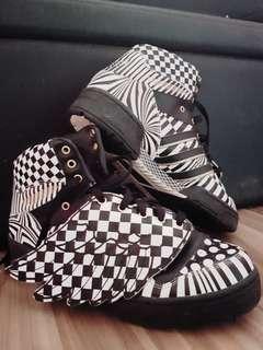37d6f64358a8 Adidas Jeremy Scott Shoes (CNY Promo)