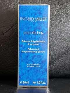 *全新*未開封*85% Off* Ingrid Millet Bio Elita Advanced Regenerating Serum 英格蜜兒 保濕修護精華