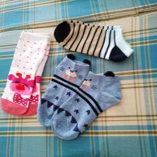 Cute cartoons sock