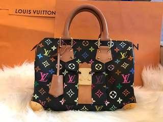 Louis Vuitton Speedy Multicolor Limited