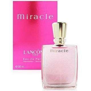 Lancôme 香水-2x30ml-可交換物品