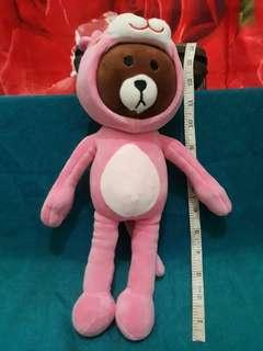 Pink panther line 1 stuffed toy plush doll