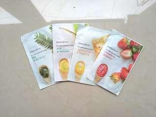 Innisfree Sheet mask