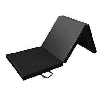 Portable foldable high quality exercise mat