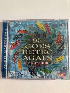 95 Goes Retro Again ( Hits of the 80's)