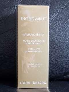 *全新*未開封* Ingrid Millet Active Cells10 Cellular Nurturing Oil 英格蜜兒 科研活細胞滋養精華油
