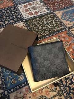 Louis vuitton Graphite Wallet