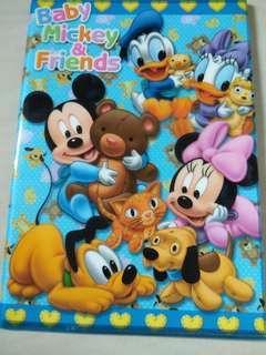 Disney 記事簿