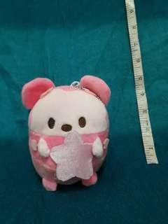 Ufufy mickey keychain stuffed toy plush doll