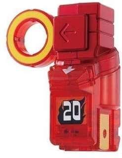 🚚 [Brand New] Kamen Rider Fourze Astro Switches - No. 20