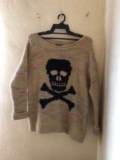 Skull Knitwear
