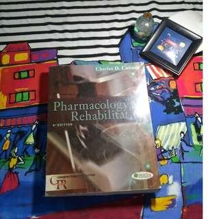 Ciccone Pharmacology and Rehabilifation 4th ed