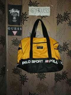 "Polo Sport Santa Roberta Duffle Bag ""Authentic"""