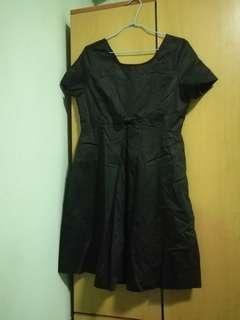 Patch BN Black dress