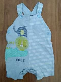 Mothercare Baby Overall