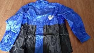 Motorcycle rain jacket pants set XS excellent condition