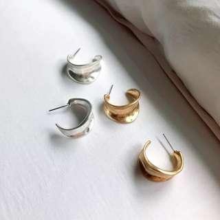復古耳環(兩色)
