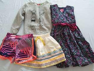 Girls Branded Clothing Bundle