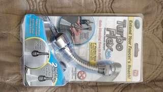Turbo Flexible Faucet Sprayer