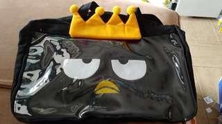 XO旅行袋(可掛行李箱)