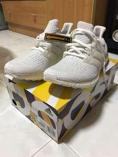 8fc34cc820f BNIB Adidas Ultraboost 2.0 Triple White