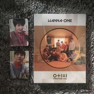 [UNSEALED] WANNAONE I.P.U (DAY VER.) + POSTER