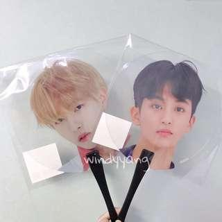 [WTS] NCT Dream We Go Up Official Transparent Fan