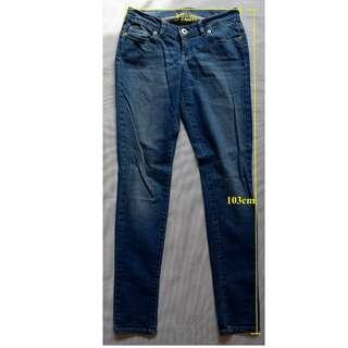 Women's Guess Jeans Starlet Skinny Size 27/34
