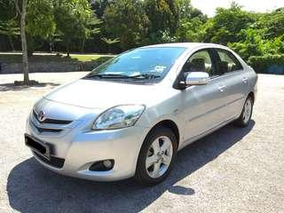 TOYOTA VIOS 1.5 (A) G SPEC 1 OWNER LIKE NEW 0122298811