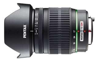 smc PENTAX-DA 17-70mm F4 AL[IF] SDM
