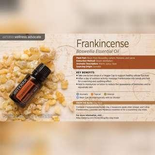 Doterra Frankincense Essential Oil (15ml)